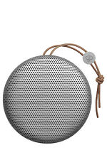 NEW B&O PLAY BeoPlay BEO1297846 A1 Bluetooth Speaker Natural Silver
