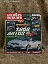Auto Katalog Autokatalog AMS 2002 Nr. 45