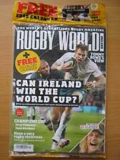 Rugby World Ireland January 2015 Tommy Bowe Jerry Flannery & Calendar