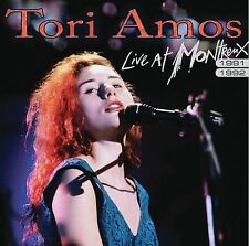 TORI AMOS - Live at Montreux (1991 & 1992) NEW SEALED CD