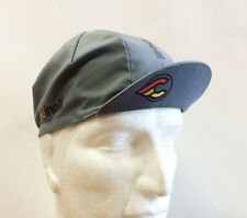 Cinelli Cap Collection:  Cinelli Supercorsa Cycling Cap in Titanium Grey