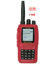 Two Way Radio Protection Soft Case Red color for Wouxun KG-UV8D Softcase protect