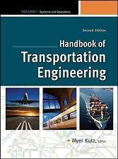 Handbook of Transportation Engineering Volume I, 2e (Mcgraw-Hill Handbook), Myer