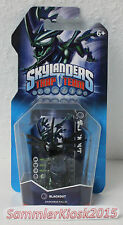 Blackout Skylander Trap Team Figur Schatten / Dark Element  Neu OVP B-Ware