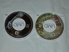 Grand theft auto liberty city stories and popolocrois psp.