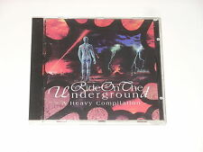 Ride On The Underground - A Heavy Compilation - CD - Ax 'n Sex - Disaster
