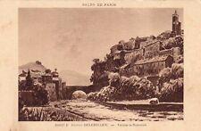 VAISON-LA-ROMMAINE 101647 B tableau d'EDMEE DELEBECQUE