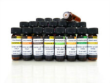 TOP 20 Essential Oils Wholesale Aromatherapy Set, 100% Undiluted, Pure Drams Set