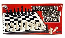 Magnetic Folding Chess Board Portable Set High Quality Games Camping Travel-8812