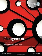 Management, Global Edition by Stephen P. Robbins and Mary Coulter