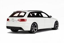GT SPIRIT GT045 AUDI RS4 AVANT B8 WHITE  - 1/18 LIMITED EDITION