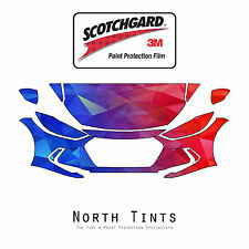 3M Scotchgard Paint Protection Clear Bra Kit for Hyundai Elantra 2017
