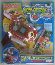 TAKARA ROCKMAN ROCK MAN EXE DX Progress Pet Red with 6 Battle Chip Brand New