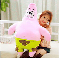 1 LARGE 100CM PATRICK SPONGEBOB SOFT BEAR PLUSH DOLL KID CHILD GIRL STUFFED TOY