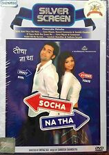 Socha Na Tha - Abhay Deol, Ayesha Takia - Romantic Bollywood Movie DVD ALL/0