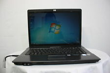 "Laptop HP Compaq 550 15.4"" Celeron 2.0Ghz 2GB 80GB Windows 7 Genuine NEW BATTERY"