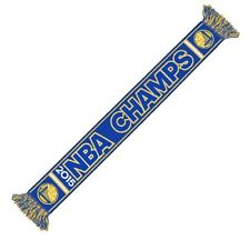 Golden State Warriors 2015 NBA Finals Champions Acrylic Scarf