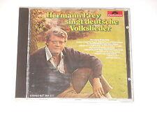 Hermann Prey - CD - Singt Deutsche Volkslieder - Polydor 827 284-2