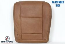 2006 Ford F250 F350 King Ranch -Passenger Bottom Replacement Leather Seat Cover