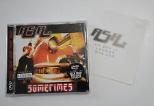Ash Irish Band Sometimes Limited Edition Ep 2 Back From the Edge DVD 2001