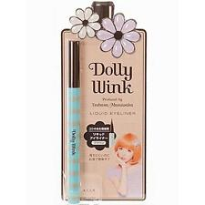 Hot Products Koji Dolly Wink Liquid Eyeliner Deep Coffee Color Made in Japan M