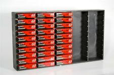 Pro Mini DV 50 DVC video tape storage rack for JVC GR DVL980U DVM5U DVM55U DVM70