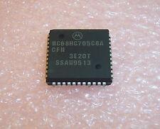 MC68HC705C8ACFN MOTOROLA 44 PIN PLCC  8 BIT MICROCONTROLLER FREE SHIPPING
