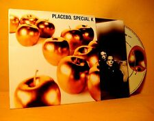 CD EP Placebo Special K 7TR + Video 2001 Progressive House, Alternative Rock