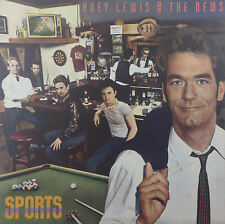 "12"" LP - Huey Lewis And The News - Sports - k2258 - washed & cleaned"