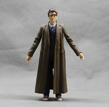"DOCTOR WHO ACTION FIGURE THE 10th Doctor  DAVID TENNANT  5.5"" NA1"