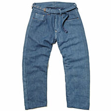 LEVI'S RED LINED JACKPOT INDIGO FIVE POCKET JEANS RARE W34  rrp 525 BNWoT