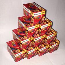 10 x AGFA VISTA 200 35mm 24exp Fotocamera colore a buon mercato FILM - 1st Class Post