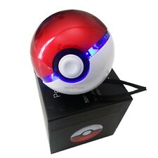 12000mAh Pokemon Go Power Bank Battery Pokeball Portable Charger 2xUSB Universal