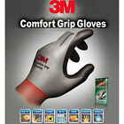 3M Nitrile Foam Coated Comfort Grip Safety Work Leisure Sports Gloves 5 Colors