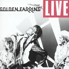Live [Remaster] by Golden Earring (CD, Nov-2001, Red Bullet)