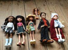 Bratz dolls job lot