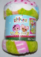 "LALALOOPSY Silk Touch Throw 50""x60""  Perfect Christmas gift!"