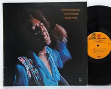 Jimi Hendrix            In the west          Reprise         USA         NM  # F