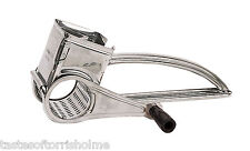 Kitchen Craft Rotary Stainless Steel Hand Held Cheese Grater