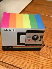 Rare HTF Polaroid Land SX-70 Camera Coffee Mug MIB Never Opened Instagram Logo