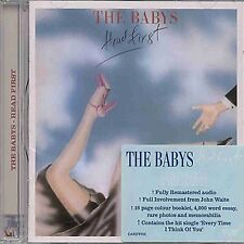 THE BABYS - HEAD FIRST - ROCK CANDY REMASTERED EDITION - NEW CD