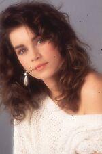 VALERIE KAPRISKY LA FEMME PUBLIQUE 1984 DIAPO DE PRESSE VINTAGE SLIDE #19