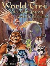 World Tree : A Role Playing Game of Species and Civilization by Bard Bloom...