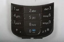 ORIGINALE Samsung m8800 Pixon FRONT COVER NERA BLACK Guscio Chassis