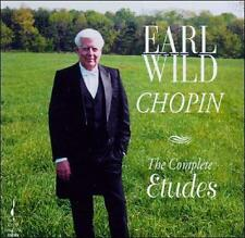Chopin: The Complete Etudes CD NEW