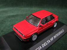 LANCIA DELTA HF INTEGRALE   1:64 CM's Rally Car From Japan