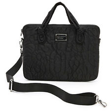 Brand New!! ***Marc by Marc Jacobs Black Laptop PC Case Bag with Strap***