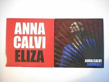 Unique Lot de 2 CD Single ▬ ANNA CALVI ▬ Port GRATUIT