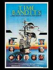 "Time Bandits 16"" x 12"" Reproduction Movie Poster Photo"