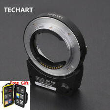 TECHART LM-EA7II Auto Focus Adapter for Leica M lens to SonyA7II A6300 A7RII